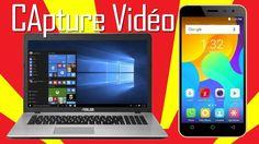 Faire des capture photo et vidéo d'un smartphone