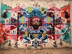 RITUAL GRAFFITI - Benuz