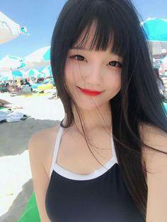 Cute Japanese Girl, Cute Korean Girl, Korean Beauty Girls, Sexy Asian Girls, Uzzlang Girl, Girl Face, I Love Girls, Cute Girls, Jung So Min