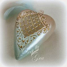 OxiGra: Walentynki... I Love Heart, Christmas Decorations, Christmas Ornaments, Heart Shapes, Decoupage, Sweet Hearts, Beautiful, Glass, Painting