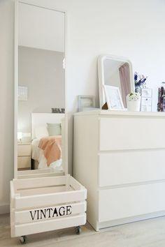 Múltiples utilidades para las cajas de madera. Recicla y aprovéchalas para guardar libros, juguetes, mantas y un sinfín de cosas…