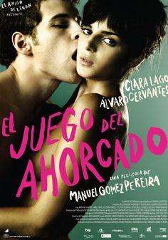 """CINENCLASE: Cine Fórum Intriga a las siete: Febrero 2014, con la película """"El juego del ahorcado"""" (Manuel Gómez Pereira, 2008), muy interesante para conocer los problemas de los adolescentes."""