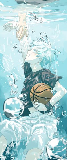 SOMEONE TELL FOR KUROKO STOP BEING SO CUTE  [Kuroko no Basuke / KagaKuro / Kagami / Light and Shadow]