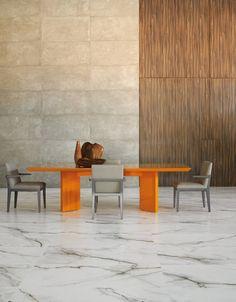 O concreto é um dos materiais mais utilizados na arquitetura moderna para criar estruturas contemporâneas e originais. Ao lado de revestimentos amadeirados, o Concretíssyma Oliva revela ambientes sempre atuais!#Concretíssyma #Portobello #concreto #madeira #porcelanato #decor #arquitetura