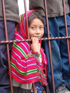 Young girl in Guatemala. See more portraits here!