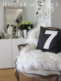 Seven is fashionable. Lucky 7, Lucky Number, Number 7, Seven Logo, Natural Number, Se7en, My House, Art Decor, House Ideas
