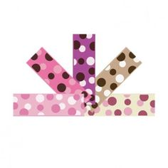 Fantastic Dot Grosgrain Ribbon for sale just $5 on Yama online store. Wholesale Ribbon, Swiss Dot, Grosgrain Ribbon, Ribbons, Polka Dots, Store, Bias Tape, Larger, Polka Dot