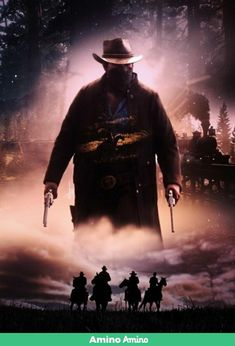 Western Art, Western Cowboy, Wild West Games, Xbox, Western Tattoos, Red Dead Redemption 1, Read Dead, Jurassic World Dinosaurs, Game Art