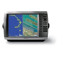 """Garmin GPSMAP 4212 12.1-Inch Waterproof Marine GPS and Chartplotter by Garmin. $2130.00. This preloaded, offshore chartplotter combines the power of  networking with brilliant color and slim-line design. The GPSMAP 4212  has preloaded BlueChart® g2  maps of the U.S. coast and displays them on a whopping 12.1"""" (30.73 cm)  XGA display with crisp, video-quality resolution. By connecting to the  Garmin Marine Network, you can add sonar, radar and weather. For even  mor..."""