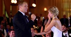 Groom Surprises Bride With Epic Flash Mob...he is a keeper