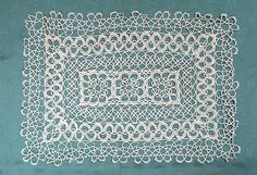 ...lace doilies and more...