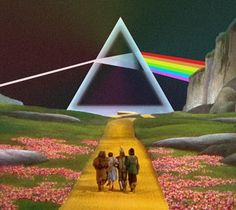 Have you ever synced up The Wizard of Oz with the Dark Side of the Moon album?
