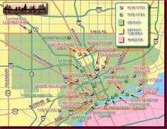 174 best Maps and Aerials, Detroit. images on Pinterest   Detroit ...