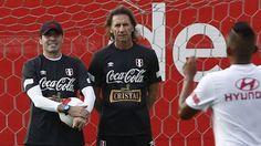 Selección Peruana: Ricardo Gareca está trabajando legalmente en el Perú