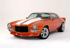 70 1/2 Camaro Z/28!! This Is My Dream Car!!