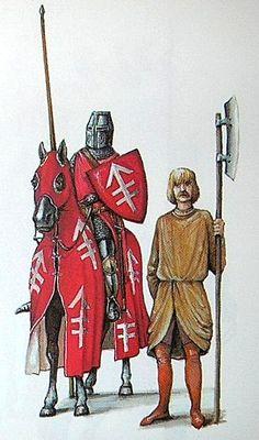 Rycerstwo polskie za Władysława Jagiełły