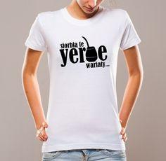 siorbią te yerbe wairaty  (sniff the yerba, insane)    by zuchowestudio.pl