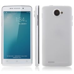 DOOGEE FIND DG510 5.0 Inch HD Screen MTK6589 Quad Core Android 4.2 3G Smartphone--$186.95