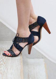 Gorgeous !  Shoes - HIGH ULYSSES - Sézane