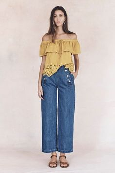 Madewell Spring 2016 Ready-to-Wear Collection Photos - Vogue Fashion News, Fashion Show, Fashion Looks, Spring Summer 2016, Spring Summer Fashion, Spring Style, Mode Style, Style Me, Daily Style