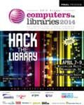 CIL2014 FinalProgram On hacking school library or crowdsourcing innovation (PLEASE SHARE YOUR HACKS!)
