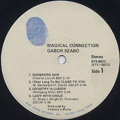 Gabor Szabo / Magical Connection