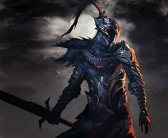 Hero of oolacile. Knight artorias.