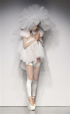 Praying for Pam Hogg to do a Tarjay line :-)