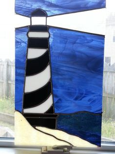 Lighthouse Stained Glass