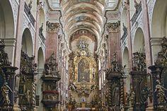 St. Jacob's Church, Prague