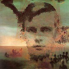 My Dead Brother 1963.Salvador Dalí