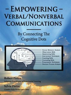 Empowering Verbal/Nonverbal Communications: By Connecting the Cognitive Dots by Sylvia Pretre. $8.05. Publisher: BookSurge (June 24, 2009). 151 pages