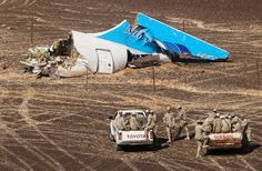 Metrojet Rules Out Technical Failure or Human Error for Crash in Sinai Peninsula - The New York Times