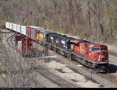 RailPictures.Net Photo: CP 9142 Canadian Pacific Railway EMD SD9043MAC at Rockville, Pennsylvania by Jacob Kempf