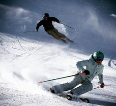 How i want to ski when i grow old