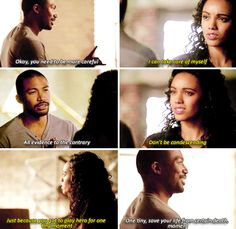 the originals 2x15. I love these two together but I do miss her with Matt on The Vampire Diaries