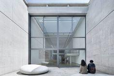 Tadao Ando, Xia Zhi · Benesse House. Naoshima, Japan