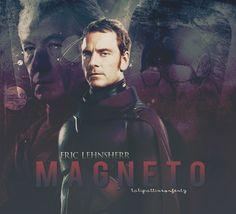 Magneto by LaliPattinsonFenty on deviantART