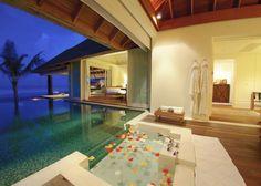Ocean house, Naladhu, Maldives