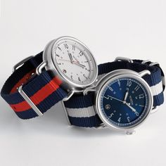 WANT!!! - Nixon for Barneys S.A.M. Nautical Watches