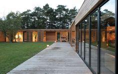 Johan Sundberg Arkitektur-Bergman-Werntoft House