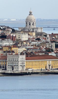 Alfama and Graca - the old quarters of Lisbon, Portugal
