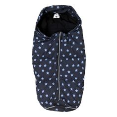 Navy blue with blue stars. Great for outdoor nap time. Sleeping Bags, Navy Blue, Stars, Outdoor, Fashion, Outdoors, Moda, Sleepsack, Fashion Styles