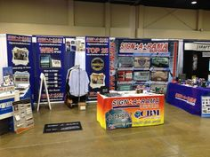 SIGNARAMA Buford Trade Show Booth