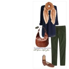 How to Wear Crop Pants in the Fall - Bridgette Raes Style Expert Fashion Over 50, Blue Fashion, Fashion Looks, Autumn Winter Fashion, Fall Fashion, Fashion Tips, Fashion Trends, Khaki Pants Outfit, Fall Months