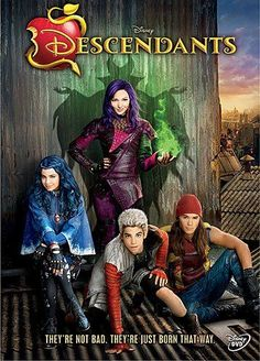 Disney's Descendants Coming To DVD In July