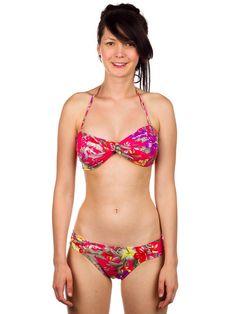 O'Neill Tropical Bandeau Bikini C-Cup online kaufen bei blue-tomato.com