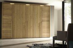 Armoire de chambre contemporaine en bois ACREA hülsta