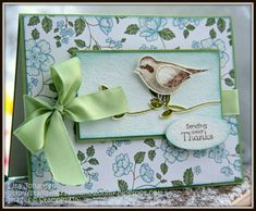Bird of Thanks by Alcojo94 - Cards and Paper Crafts at Splitcoaststampers