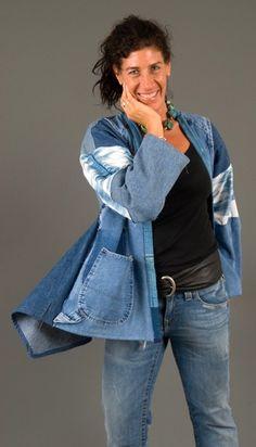 Repurposed Denim Jacket